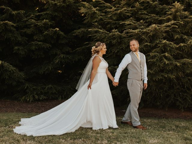 The wedding of Bryce and Denali