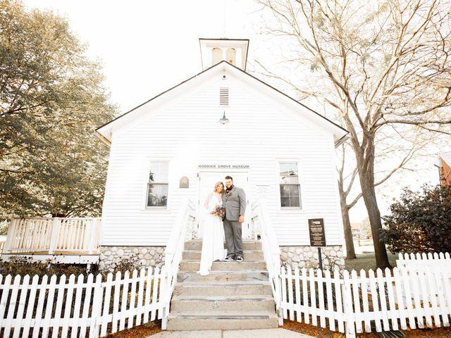 Michelle and Matt's Wedding in Streamwood, Illinois 6