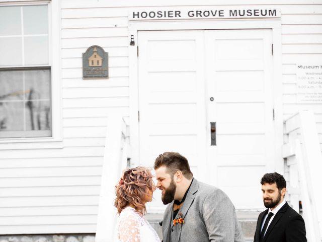 Michelle and Matt's Wedding in Streamwood, Illinois 8