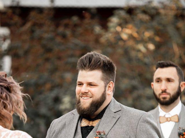 Michelle and Matt's Wedding in Streamwood, Illinois 11