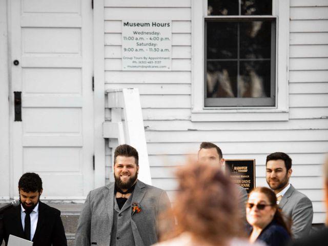 Michelle and Matt's Wedding in Streamwood, Illinois 15