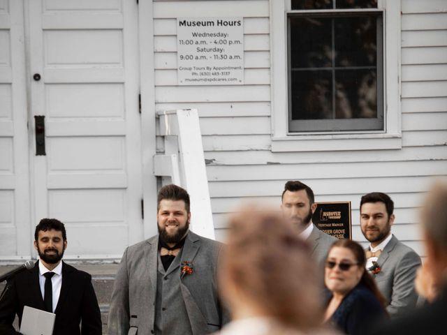 Michelle and Matt's Wedding in Streamwood, Illinois 16