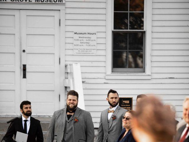 Michelle and Matt's Wedding in Streamwood, Illinois 17