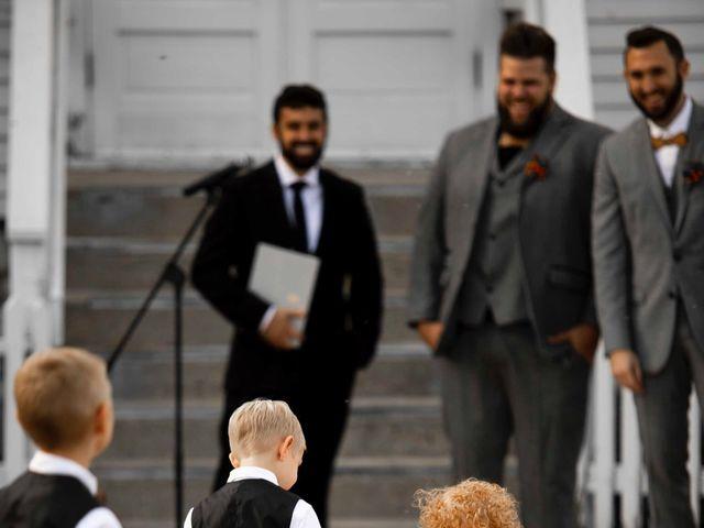 Michelle and Matt's Wedding in Streamwood, Illinois 18