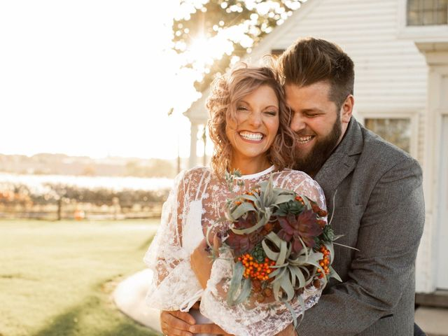 Michelle and Matt's Wedding in Streamwood, Illinois 25