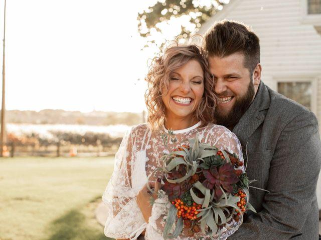 Michelle and Matt's Wedding in Streamwood, Illinois 26