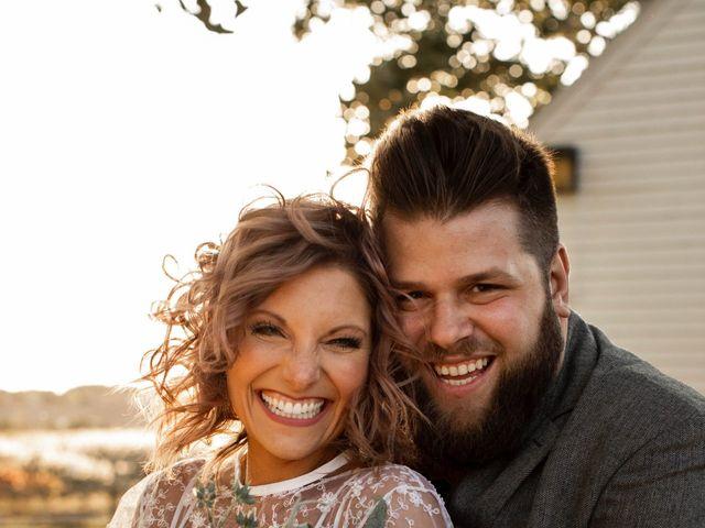 Michelle and Matt's Wedding in Streamwood, Illinois 1