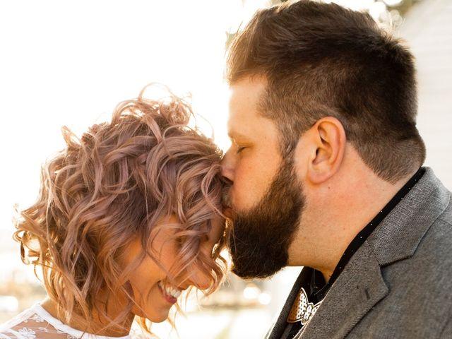 Michelle and Matt's Wedding in Streamwood, Illinois 41