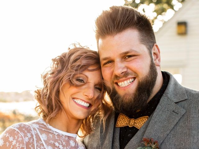 Michelle and Matt's Wedding in Streamwood, Illinois 43