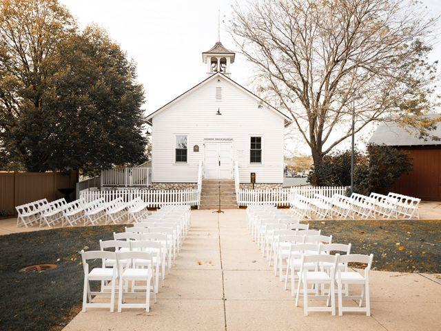 Michelle and Matt's Wedding in Streamwood, Illinois 48