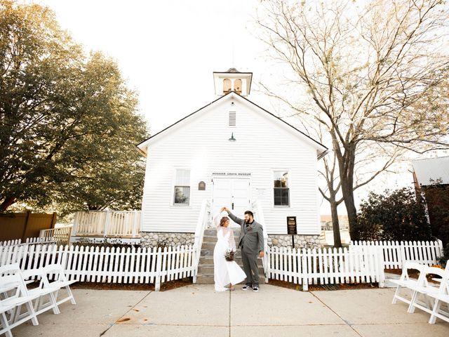 Michelle and Matt's Wedding in Streamwood, Illinois 49