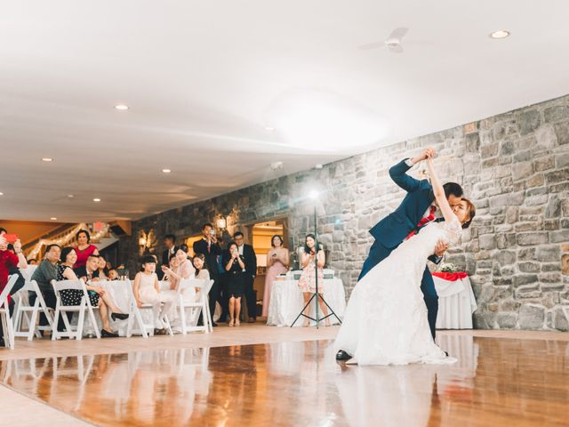 Tao and Chloe's Wedding in Frederick, Maryland 8