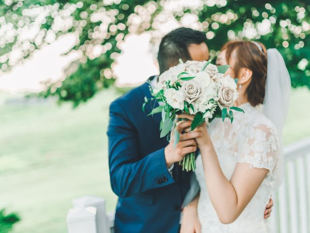 Tao and Chloe's Wedding in Frederick, Maryland 9
