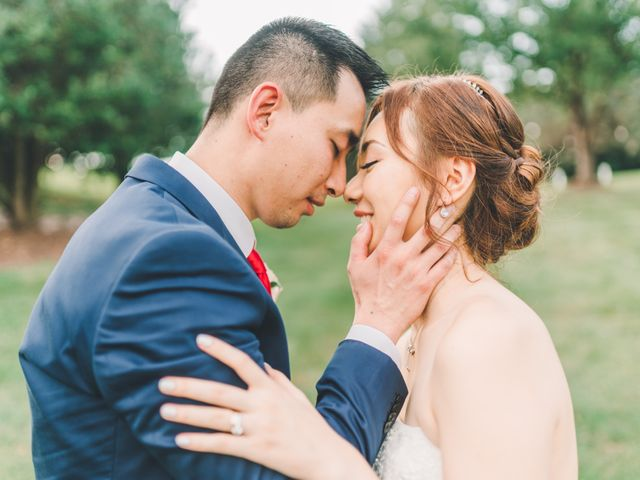 Tao and Chloe's Wedding in Frederick, Maryland 12