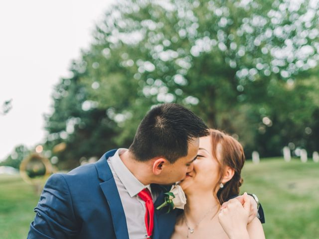 Tao and Chloe's Wedding in Frederick, Maryland 13