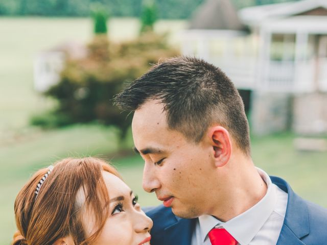 Tao and Chloe's Wedding in Frederick, Maryland 15