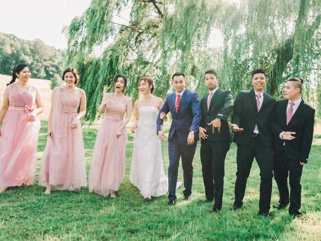 Tao and Chloe's Wedding in Frederick, Maryland 2