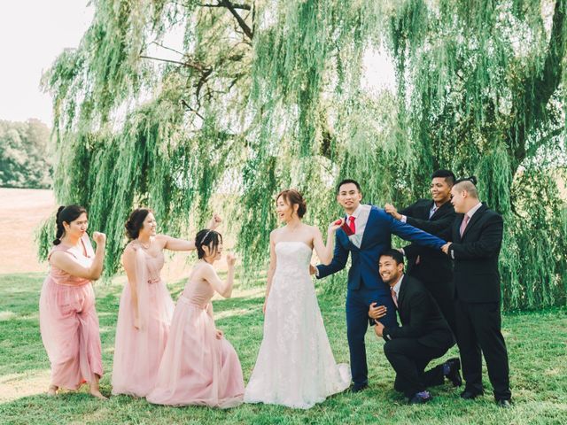 Tao and Chloe's Wedding in Frederick, Maryland 17