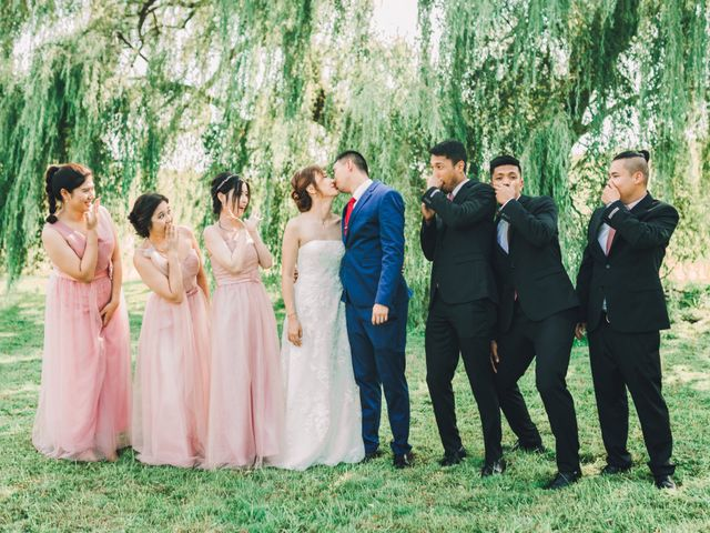 Tao and Chloe's Wedding in Frederick, Maryland 18