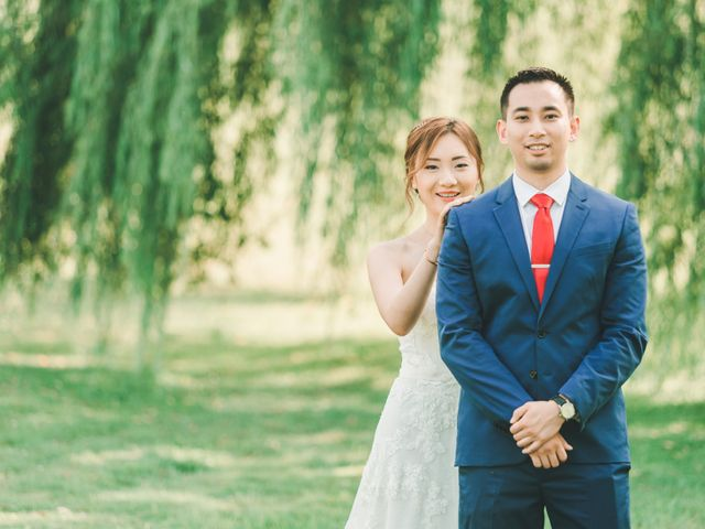 Tao and Chloe's Wedding in Frederick, Maryland 20