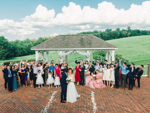 Tao and Chloe's Wedding in Frederick, Maryland 23