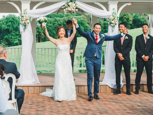 Tao and Chloe's Wedding in Frederick, Maryland 27