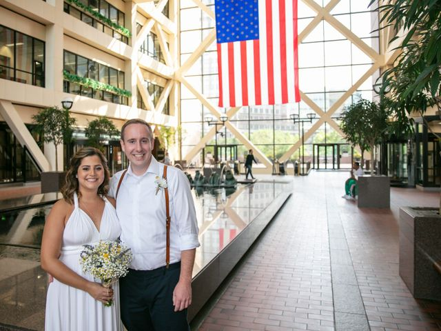 The wedding of Yaara and Anthony