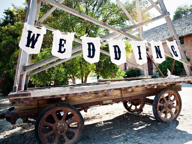 Keeley and Derek's Wedding in Piru, California 4