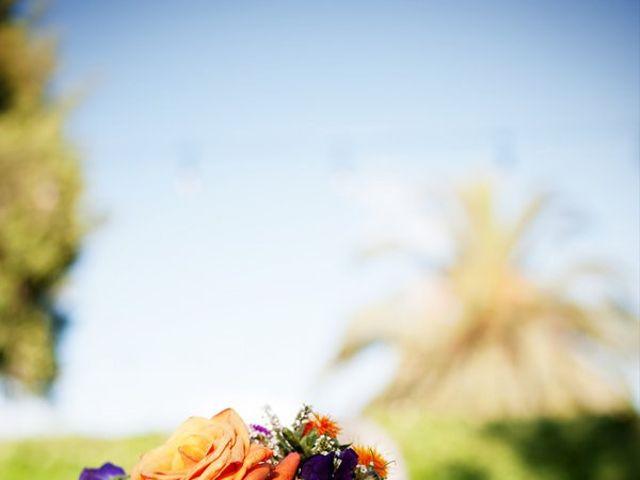 Keeley and Derek's Wedding in Piru, California 15