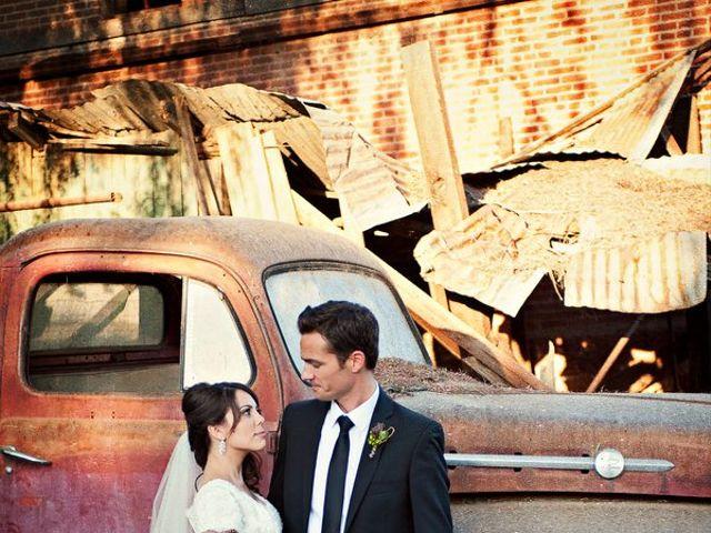 Keeley and Derek's Wedding in Piru, California 24