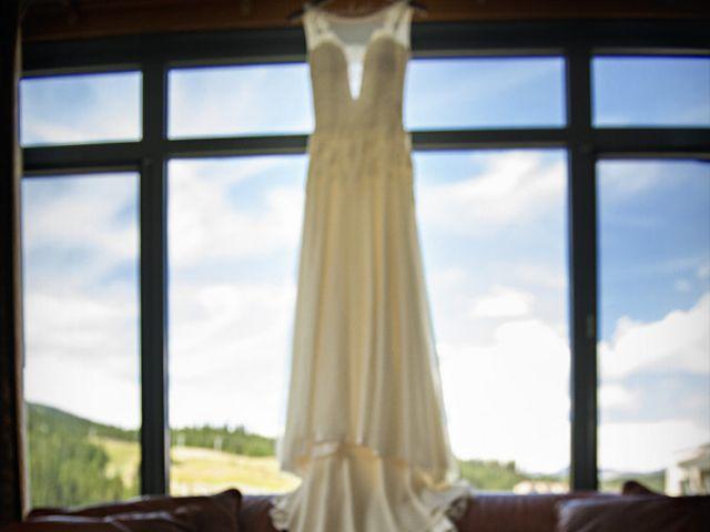 Jamie and Greg's Wedding in Big Sky, Montana 1