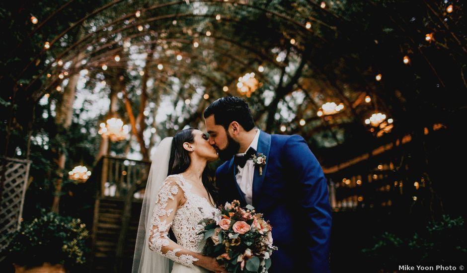 Robert and Rodaina's Wedding in Malibu, California
