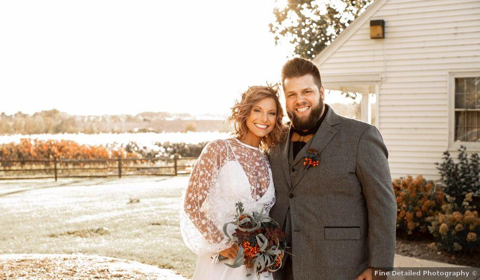 Michelle and Matt's Wedding in Streamwood, Illinois