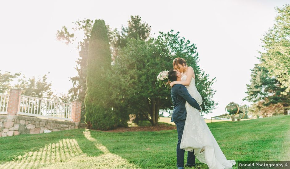 Tao and Chloe's Wedding in Frederick, Maryland