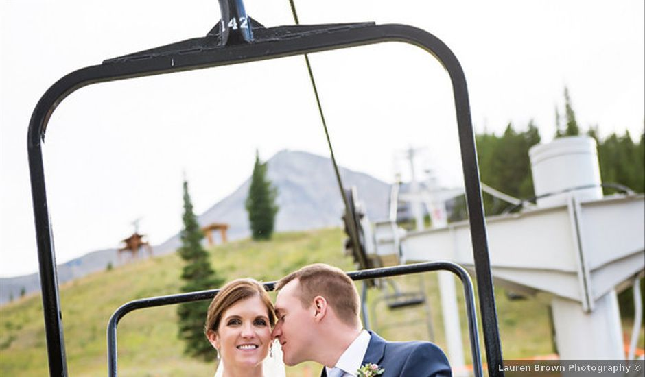 Jamie and Greg's Wedding in Big Sky, Montana