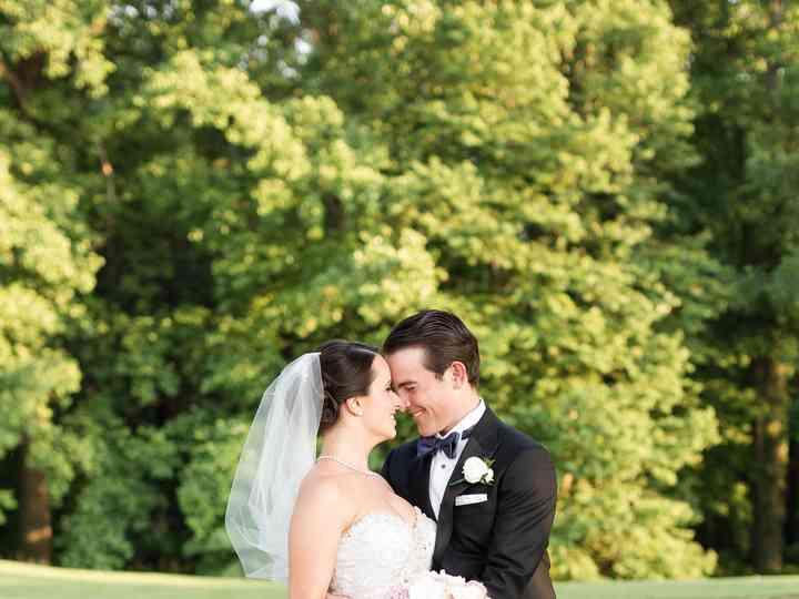 The wedding of Jonathan and Yelena