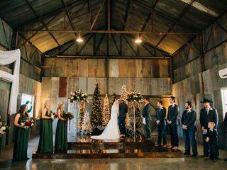 The wedding of Jayci and Anthony 1