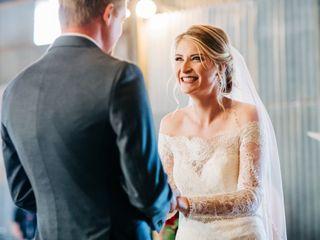 The wedding of Jayci and Anthony 2