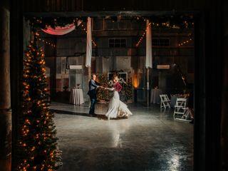 The wedding of Jayci and Anthony