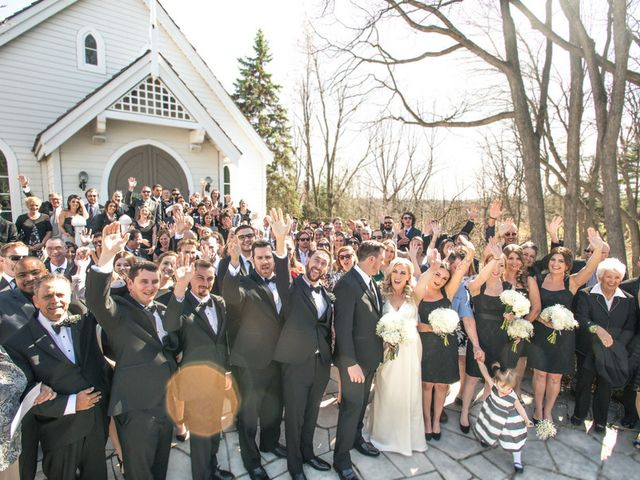 Taylor and Samuel's Wedding in Ontario, Ohio 11