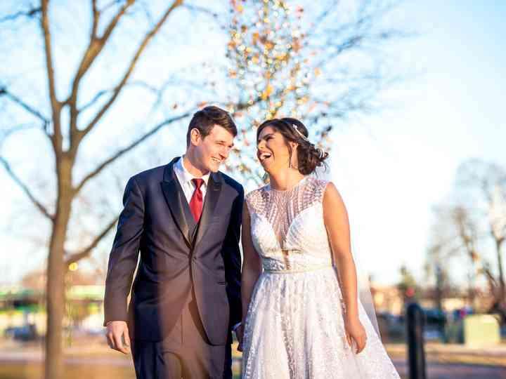 The wedding of Ciara and Joe