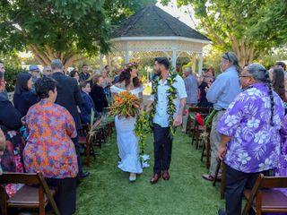 The wedding of Amanda and Nicholas
