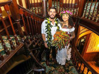 The wedding of Amanda and Nicholas 2
