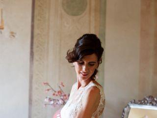 The wedding of Sara and Mattia 1