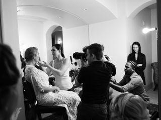 The wedding of Julie and Derek 2