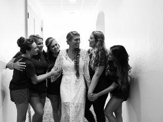 The wedding of Julie and Derek 3