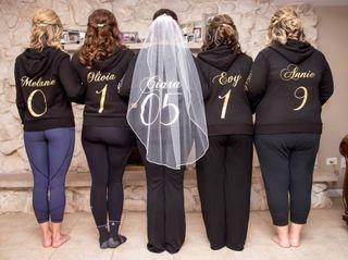 Joe and Ciara's Wedding in Addison, Texas 3