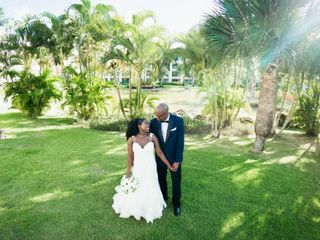 The wedding of Janet and Dayne