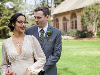 The wedding of Mikaila and Matt