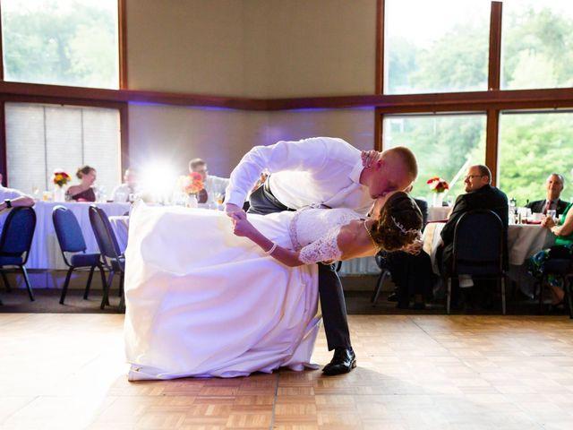 Michael and Kristen's Wedding in Middletown, Missouri 1